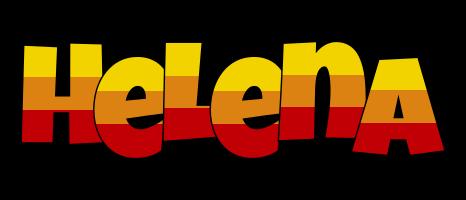 Helena jungle logo