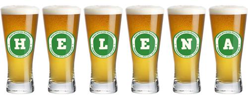 Helena lager logo
