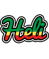 Heli african logo