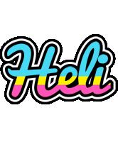 Heli circus logo