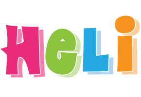 Heli friday logo