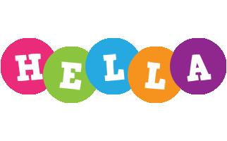 Hella friends logo