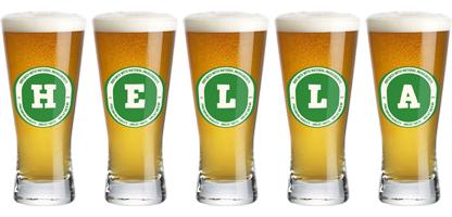Hella lager logo