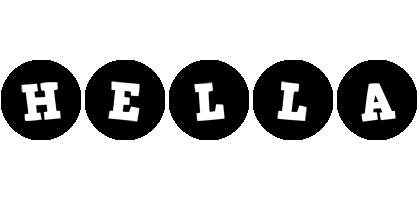Hella tools logo