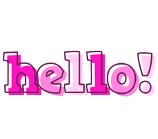 HELLO logo effect. Colorful text effects in various flavors. Customize your own text here: https://www.textGiraffe.com/logos/hello/