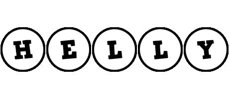 Helly handy logo