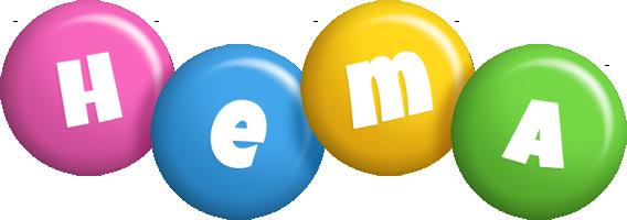 Hema candy logo