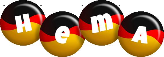 Hema german logo