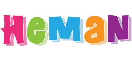 Heman friday logo