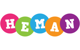 Heman friends logo