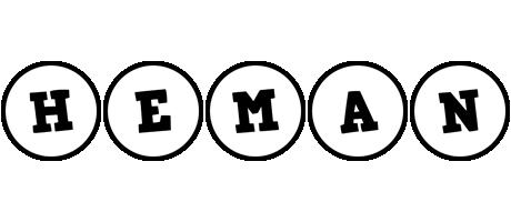 Heman handy logo