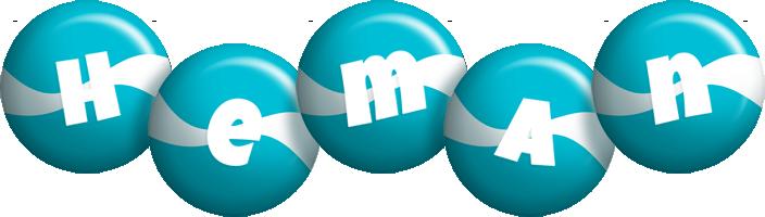 Heman messi logo