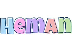 Heman pastel logo