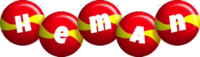 Heman spain logo