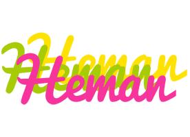 Heman sweets logo