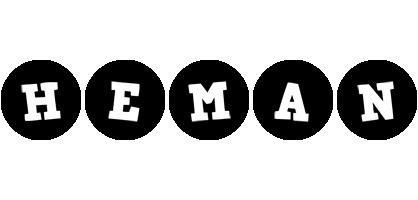Heman tools logo