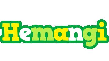 Hemangi soccer logo