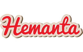 Hemanta chocolate logo