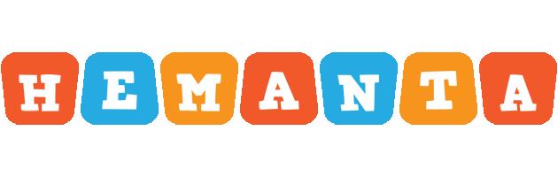 Hemanta comics logo