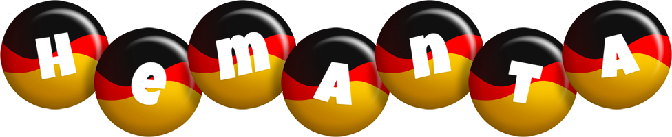 Hemanta german logo
