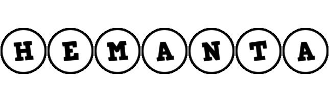Hemanta handy logo