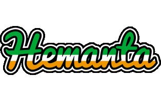 Hemanta ireland logo