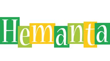 Hemanta lemonade logo