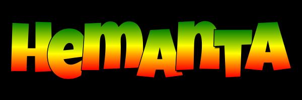 Hemanta mango logo