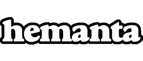 Hemanta panda logo