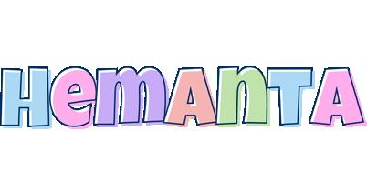 Hemanta pastel logo