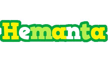 Hemanta soccer logo