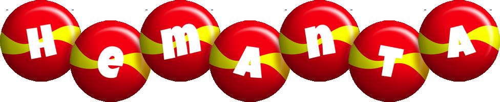 Hemanta spain logo
