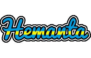 Hemanta sweden logo