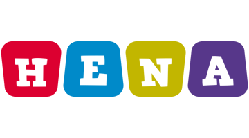 Hena kiddo logo