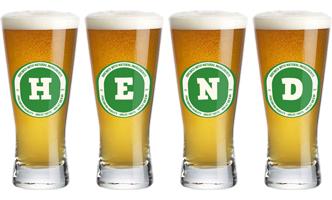 Hend lager logo