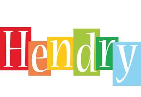 Hendry colors logo