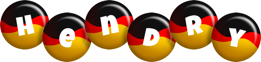 Hendry german logo