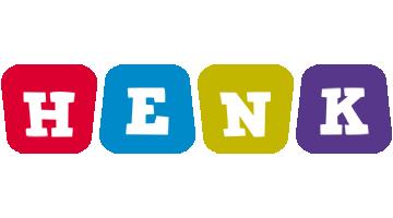 Henk kiddo logo