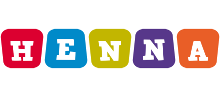 Henna daycare logo