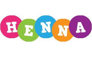 Henna friends logo