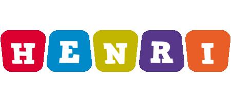 Henri daycare logo