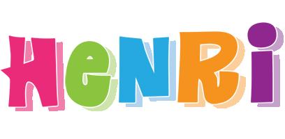 Henri friday logo