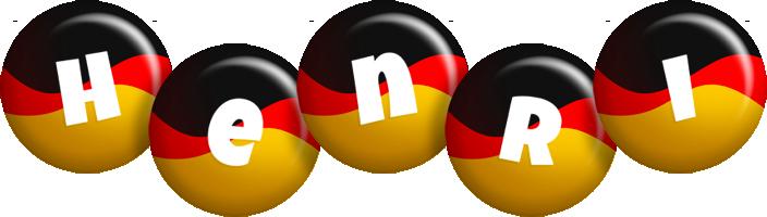Henri german logo