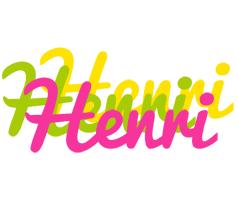Henri sweets logo
