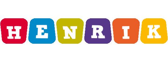 Henrik daycare logo