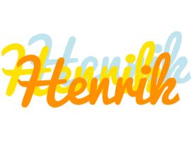 Henrik energy logo