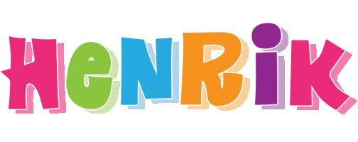 Henrik friday logo