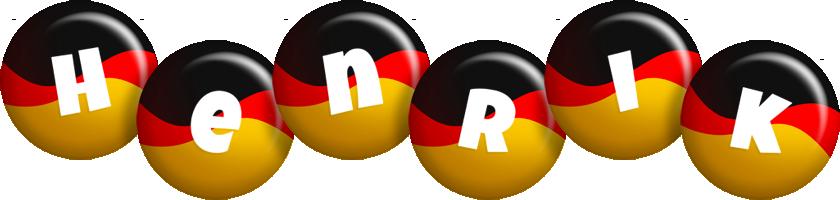 Henrik german logo