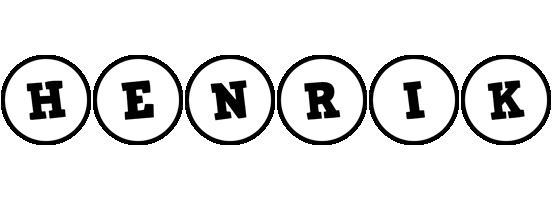 Henrik handy logo