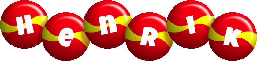 Henrik spain logo